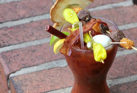 loaded bloody mary mix