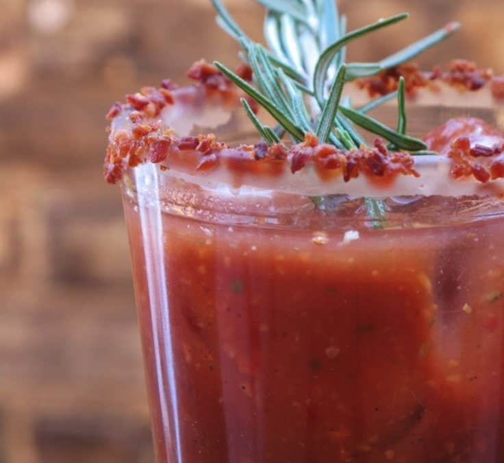 Keto  Bloody Mary